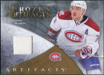 2010/11 Upper Deck Artifacts Frozen Artifacts Retail #FARAM Andrei Markov
