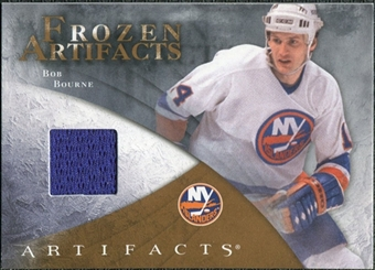 2010/11 Upper Deck Artifacts Frozen Artifacts Retail #FARBB Bob Bourne