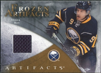 2010/11 Upper Deck Artifacts Frozen Artifacts Retail #FARDR Derek Roy