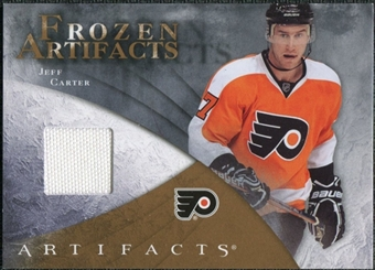 2010/11 Upper Deck Artifacts Frozen Artifacts Retail #FARJC Jeff Carter
