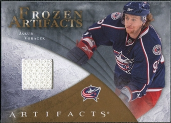 2010/11 Upper Deck Artifacts Frozen Artifacts Retail #FARJV Jakub Voracek