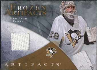 2010/11 Upper Deck Artifacts Frozen Artifacts Retail #FARMF Marc-Andre Fleury