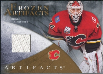 2010/11 Upper Deck Artifacts Frozen Artifacts Retail #FARMK Miikka Kiprusoff