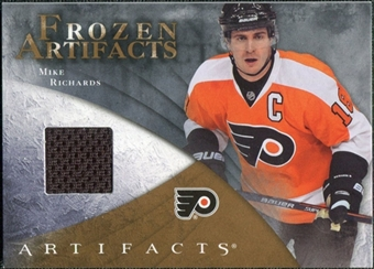 2010/11 Upper Deck Artifacts Frozen Artifacts Retail #FARMR Mike Richards
