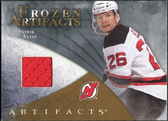 2010/11 Upper Deck Artifacts Frozen Artifacts Retail #FARPE Patrik Elias