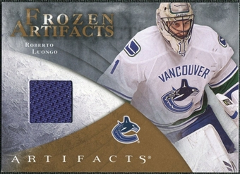 2010/11 Upper Deck Artifacts Frozen Artifacts Retail #FARRL Roberto Luongo