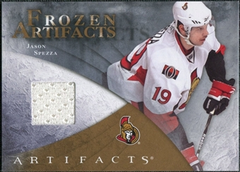 2010/11 Upper Deck Artifacts Frozen Artifacts Retail #FARSP Jason Spezza