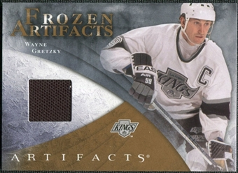 2010/11 Upper Deck Artifacts Frozen Artifacts Retail #FARWG Wayne Gretzky