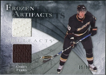 2010/11 Upper Deck Artifacts Frozen Artifacts Silver #FAPE Corey Perry 35/50