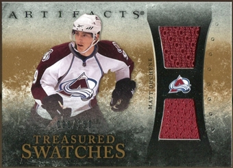 2010/11 Upper Deck Artifacts Treasured Swatches #TSMD Matt Duchene /150