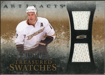 2010/11 Upper Deck Artifacts Treasured Swatches #TSRG Ryan Getzlaf /150