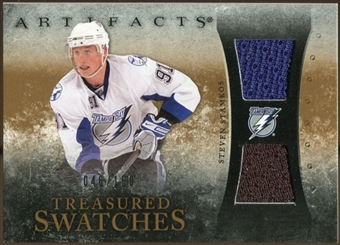 2010/11 Upper Deck Artifacts Treasured Swatches #TSSS Steven Stamkos /150