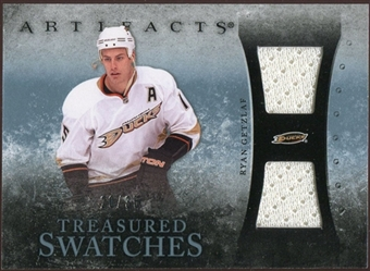 2010/11 Upper Deck Artifacts Treasured Swatches Blue #TSRG Ryan Getzlaf 20/35