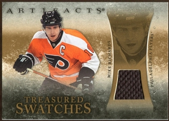 2010/11 Upper Deck Artifacts Treasured Swatches Retail #TSRMR Mike Richards