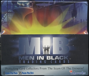 Men in Black Hobby Box (1997 InkWorks)
