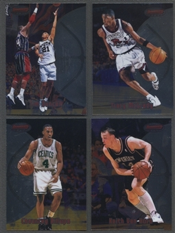 1997/98 Bowman's Best Basketball Complete Set