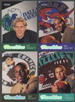 1998/99 Fleer Ultra Basketball Complete Set
