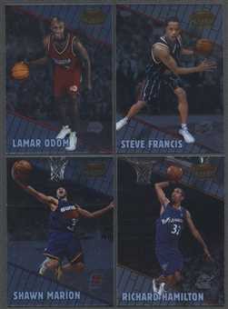 1999/00 Bowman's Best Basketball Complete Set