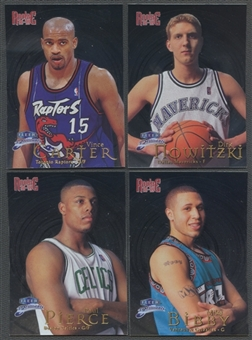 1998/99 Fleer Brilliants Basketball Complete Set