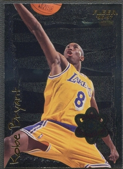 1996/97 Fleer #3 Kobe Bryant Rookie Sensations