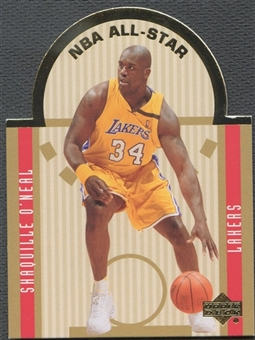 2003/04 Upper Deck #SE3 Shaquille O'Neal SE Die Cut All-Stars