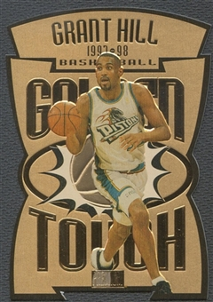 1997/98 SkyBox Premium #GT11 Grant Hill Golden Touch