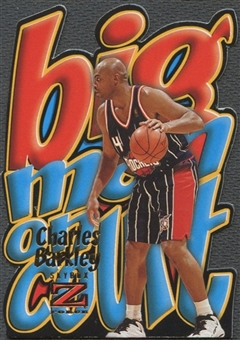 1996/97 Z-Force #1 Charles Barkley Big Men on the Court