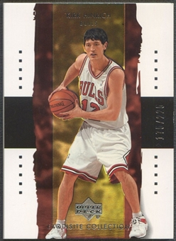 2003/04 Exquisite Collection #4 Kirk Hinrich Rookie #175/225