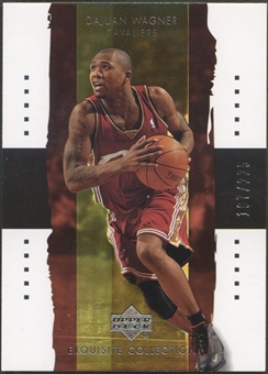 2003/04 Exquisite Collection #5 Dajuan Wagner #167/225