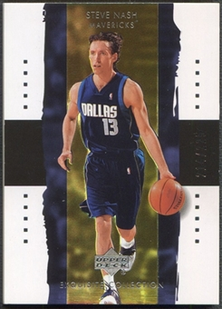 2003/04 Exquisite Collection #7 Steve Nash #214/225