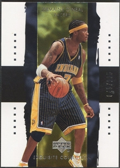 2003/04 Exquisite Collection #13 Jermaine O'Neal #045/225