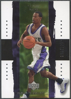 2003/04 Exquisite Collection #20 T.J. Ford Rookie #093/225