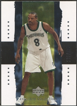 2003/04 Exquisite Collection #22 Latrell Sprewell #171/225