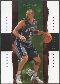 2003/04 Exquisite Collection #23 Jason Kidd #115/225