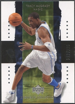 2003/04 Exquisite Collection #28 Tracy McGrady #182/225