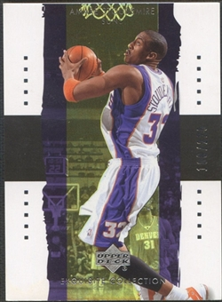 2003/04 Exquisite Collection #31 Amare Stoudemire #100/225