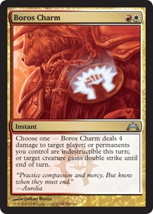Magic the Gathering Gatecrash Single Boros Charm - NEAR MINT (NM)