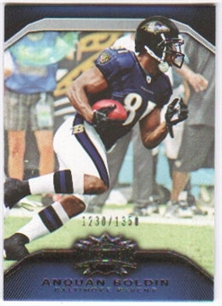 2010  Topps Triple Threads #6 Anquan Boldin /1350