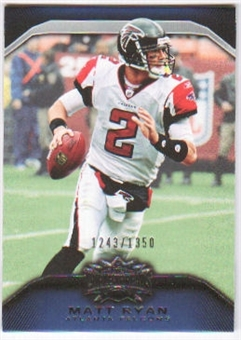 2010  Topps Triple Threads #14 Matt Ryan /1350