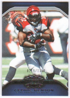 2010  Topps Triple Threads #18 Cedric Benson /1350