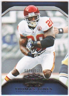 2010  Topps Triple Threads #32 Thomas Jones /1350