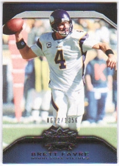 2010  Topps Triple Threads #40 Brett Favre /1350
