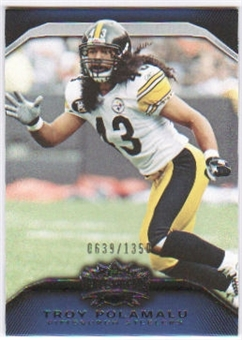2010  Topps Triple Threads #60 Troy Polamalu /1350