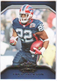 2010  Topps Triple Threads #66 Fred Jackson /1350