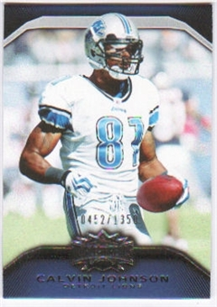 2010  Topps Triple Threads #67 Calvin Johnson /1350