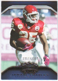 2010  Topps Triple Threads #74 Jamaal Charles /1350
