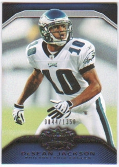 2010  Topps Triple Threads #81 DeSean Jackson /1350