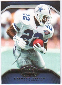 2010  Topps Triple Threads #95 Emmitt Smith /1350