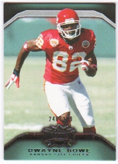 2010  Topps Triple Threads Emerald #42 Dwayne Bowe /299
