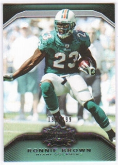 2010  Topps Triple Threads Emerald #49 Ronnie Brown /299